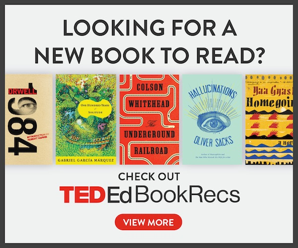 1 ted ed books
