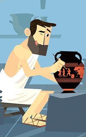 Athenian voter